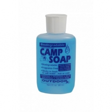 Biodegradable Camp Soap 2 oz. Unscented in Austin, TX