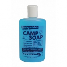 Biodegradable Camp Soap 4 oz. Unscented in Austin, TX
