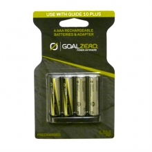 AAA Batteries and Adapter by GoalZero