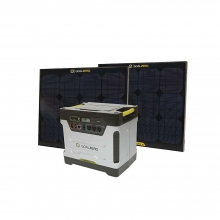 Yeti 1250 Solar Generator Kit by GoalZero
