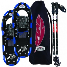 Redfeather Hike 25 SV2 Snowshoe Kit - Men - Closeout in Austin, TX