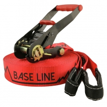 Baseline Slackline 50 ft. with Tree Pro by Slackline Industries
