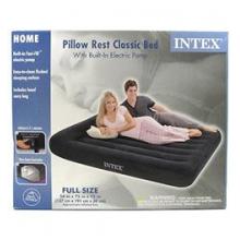 Full Pillow Rest Classic Bed Air Mattress by Intex