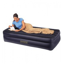 Twin Pillow Rest Air Bed by Intex