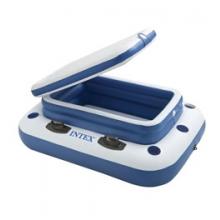 Mega Chill II Float Cooler - Blue by Intex