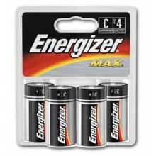 Energizer Max C Batteries 4 pk in Peninsula, OH