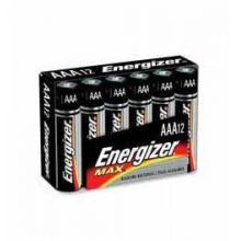 Energizer Max AAA Batteries 8 pk in Logan, UT