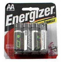 Energizer Max AA Batteries 8 pk by Eveready