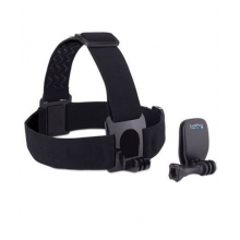 - Head Strap Mount + QuickClip