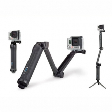 - 3-Way Grip/Arm/Tripod