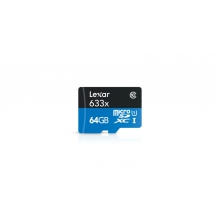 Lexar Micro SD Card Ultra 64GB in Fort Worth, TX