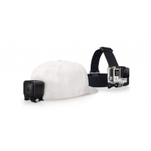 Head Strap + QuickClip by GoPro