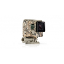 Camo Housing + QuickClip (Realtree MAX-5) by GoPro