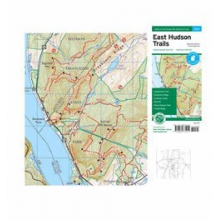 Map - East Hudson Trails - NJ by Ny Nj Trail Conference