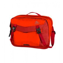 Graph 12 Messenger Bag - Radiant Orange