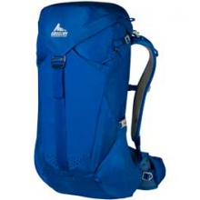 Miwok 34 Backpack - Mistral Blue In Size: Large by Gregory