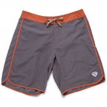 Bruja Boardshorts Mens - Field Grey/Orange 31 by Howler Brothers
