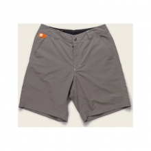 Mens Horizon Hybrid Shorts - Closeout Ghost Grey 36 by Howler Brothers