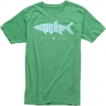 Silver King T-Shirt Mens - Spring Green Heather MD by Howler Brothers