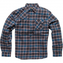 Men's Harkers Flannel Shirt by Howler Brothers