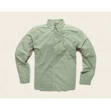 Howler Brothers Arroyo Tech Shirt-Large-Osprey Grey Microcheck by Howler Brothers