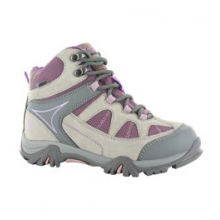 Altitude Lite WP JR Hiking Boot - Kid's - Warm Grey/Orchid/Horizon In Size in State College, PA