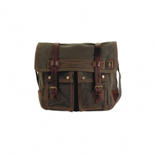 Haversack - Closeout Swamp Brown by DamnDog