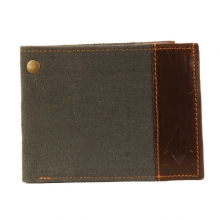 Billfold Swamp Brown by DamnDog