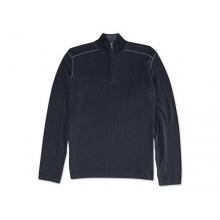 Men's Noah Zip Neck Sweater by Ecoths
