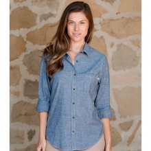 Women's Classic Chambray Shirt in State College, PA