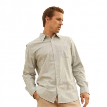 Men's Pinstripe Button-Up Shirt in State College, PA