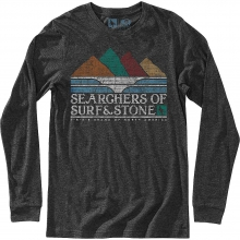 Men's Pathfinder LS Tee by Hippytree Clothing