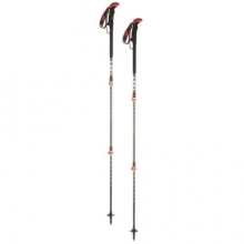 Carbon Ti Speedlock Trekking Poles 2015 by Leki