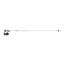 Fine S Ski Pole, White, 44 by Leki