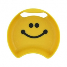 Smiley Face Splashguard For Widemouth Bottles by Liberty Mountain