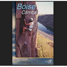 Boise Climbs Book by Media ( Books, Maps, Video)