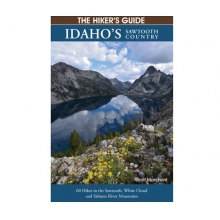 Hikers Guide: Idaho's Sawtooth Country by Media ( Books, Maps, Video)