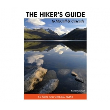 Hikers Guide to McCall and Cascade by Media ( Books, Maps, Video)