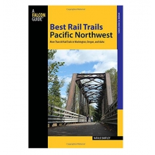 Best Rail Trails Pacific Northwest by Media ( Books, Maps, Video)
