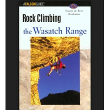 Rock Climbing the Wasatch Range by Media ( Books, Maps, Video)