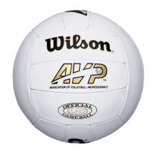 AVP Leather Game Ball by Wilson