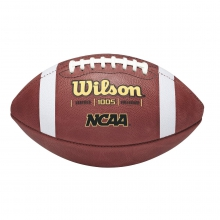 NCAA 1005 Traditional Official Collegiate Pattern Football by Wilson