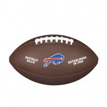 NFL Team Logo Composite Football - Official, Buffalo Bills by Wilson