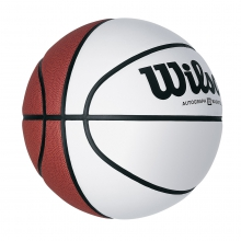 Wilson Autograph Basketball by Wilson