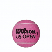 "US Open Mini Jumbo Pink 5"" Tennis Ball by Wilson"