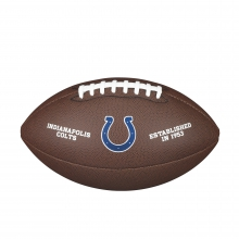 NFL Team Logo Composite Football - Official, Indianapolis Colts by Wilson