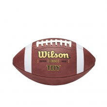 TDY Leather Football - Youth by Wilson in Logan Ut