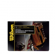 Baseball & Softball Scorebook