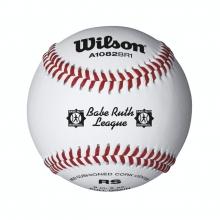 Babe Ruth League Raised Seam Baseballs by Wilson
