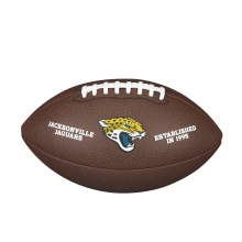 NFL Team Logo Composite Football - Official, Jacksonville Jaguars by Wilson
